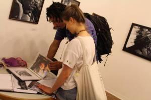 Andrew Morrison exhibit