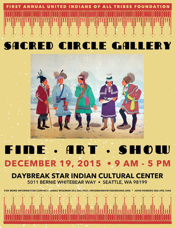 Seattle native american art show