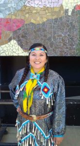 Seafair Indian Days 2016 Head Woman