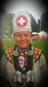 Miss Seafair Indian Days Princess 2015-2016