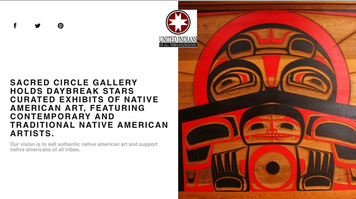 Seattle Native American Art
