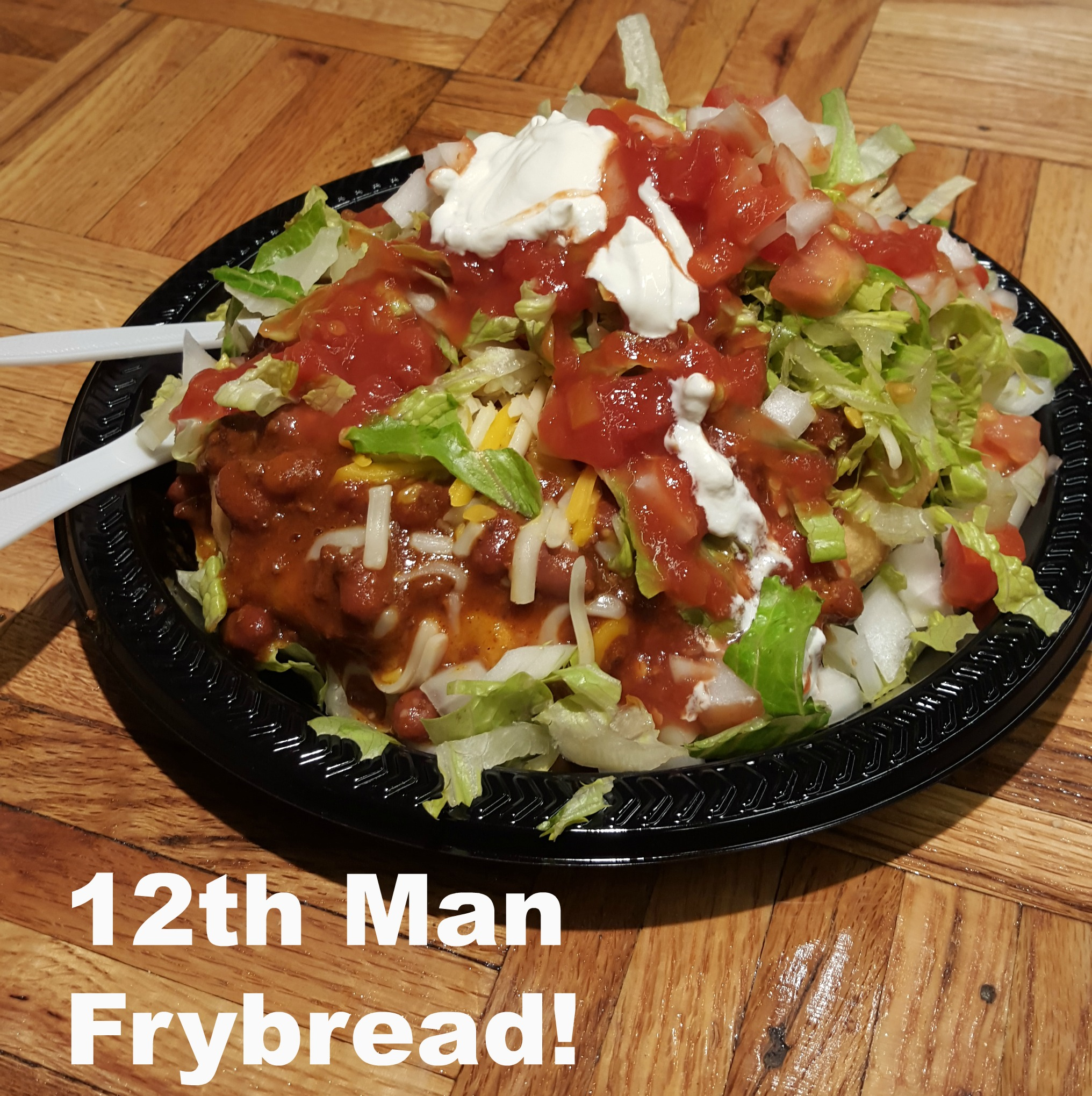 12th man Frybread